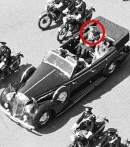 Foto Hitler a Napoli 1948