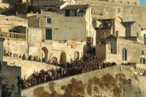 Matera diventa un set, al via le riprese del kolossal Ben Hur