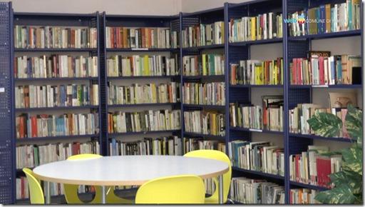 Napoli, riapre la biblioteca Mazzacurati