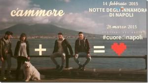 San Valentino: Napoli si tinge di rosso
