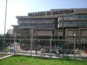 Tribunale di Potenza, sede del Palazzo di giustizia