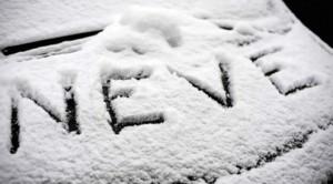 Maltempo, allerta neve nel centro-Sud