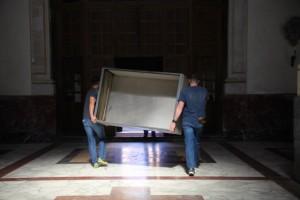 I Marines di Sigonella tendono una mano al Duomo di Catania