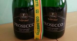 Made in Italy, ora c'è anche il falso prosecco Made in Crimea