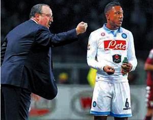 """Bruscolotti sprona il Napoli: """"Finale in crescendo…"""" E sabato c'è il big match con la Roma"""