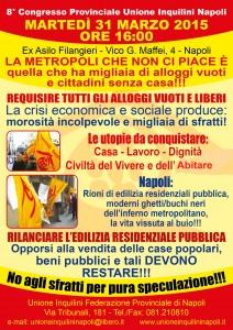 Il diritto alla casa, a Napoli è sempre più precario: la denuncia dell'Unione Inquilini