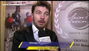 L'incontro con l'artista, il tenore Giuseppe Gambi
