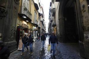 turisti Napoli